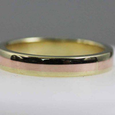 Geelgouden Ring 14 krt