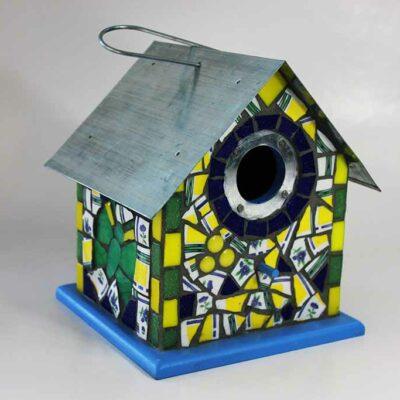 Vogelhuis Mozaiek