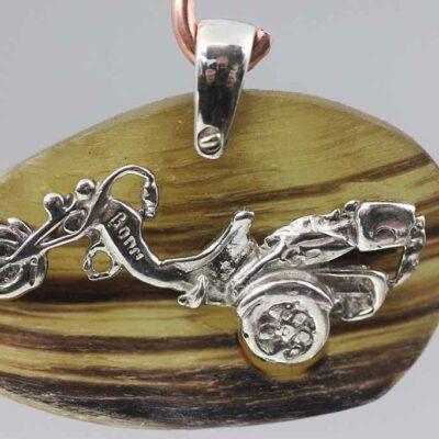 Hanger Trike zilver