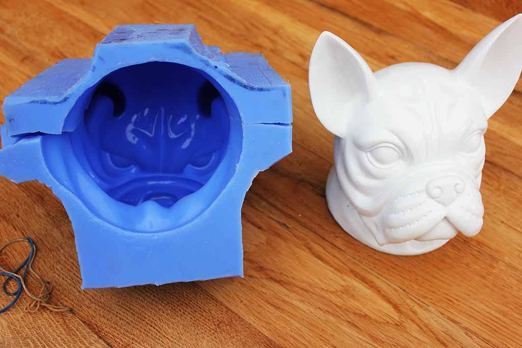Mal Franse Bulldog Kuulkes Kunst Atelier